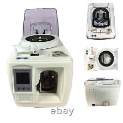 110V Safety High Efficiency and Low Cost Portable Currency Binding Machine