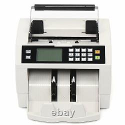 AC110V K-301 Magnetic Bill Money Counter Machine Currency Cash Counting Detector