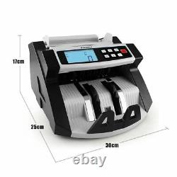 Aibecy Automatic MultiCurrency cash registe Money counter Bill Counting Machine