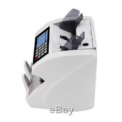 Aibecy Multi-Currency Cash Banknote Money Bill Automatic Counter Counting M2C1