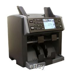 Amrotec X-1 Currency Discriminator Counter Mixed bill counter