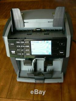 Amrotec X-1 Two Pocket Mixed Money Counter, Currency Counter and Discriminator