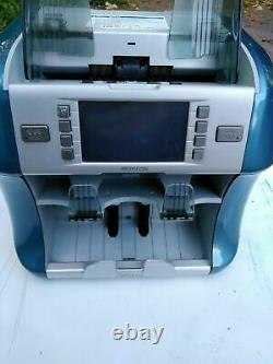 Banknote counter Kisan Newton VS (P) currency sorter with counterfeit detection