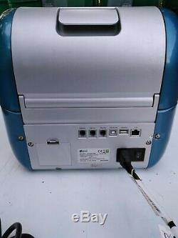 Banknote counter Kisan Newton VS currency sorter with counterfeit detection