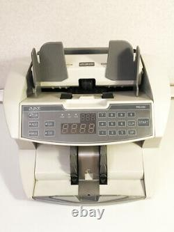 Banknote counter PRO-85 UM For cash counting. Multi currency Used Powered by 220