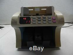 BillCon Model N-131 Currency Counter
