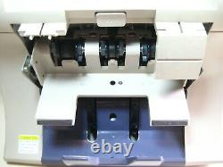 Billcon D-551 Currency Discriminator & Mixed Bill Counter As-is