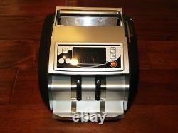 CARNATION Cash Counter CR-36 Currency Counter UV TESTED NEAR MINT