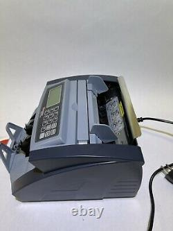 CASSIDA 5520 UV/MG CURRENCY COUNTER with COUNTER FIT BILL DETECTION (BRAND NEW OB)