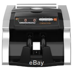 Carnation CR180 Currency Bill Counter UV MG Magnetic & UV Bill Detection