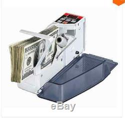 Cash Currency Multi Money Shop Counter Business Note Bill Machine Portable Small