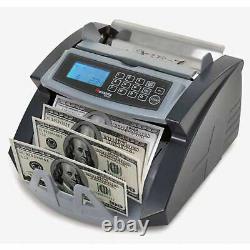 Cassida 5520UV, Ultraviolet Currency Counter