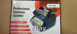 Cassida 6600 UV Currency Counter with ValuCount #6600UV