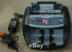 Cassida 6600 UV/MG Counterfeit Detection Business Grade Currency Counter GWC