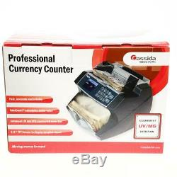 Cassida 6600 UV/MG Currency Counter with ValuCount SKU#1219541