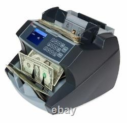 Cassida 6600 UV MG Professional Currency Counter with ValuCount NEW