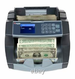 Cassida 6600 UV Professional Currency Counter with ValuCount NEW