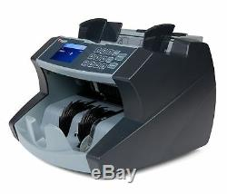 Cassida 6600 UV Professional Currency Counter with ValuCount for CANADA NEW