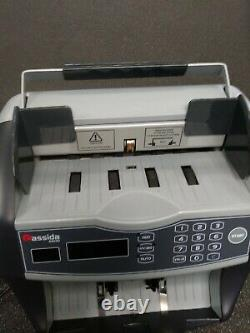 Cassida 6600 Ultraviolet Counterfeit Detection Currency Counter