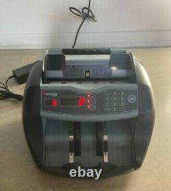 Cassida 6600 Ultraviolet Counterfeit Detection Money Currency Bill Counter