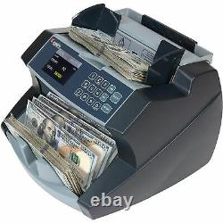 Cassida 6600UVMG, Ultraviolet and Magnetic Sensor Currency Counter
