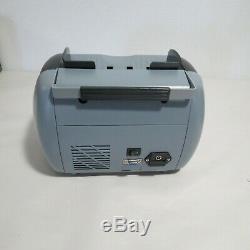 Cassida 6600uvmg Business Grade Currency Bill Counter Uv Detector