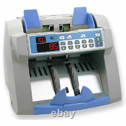 Cassida 85U, Heavy Duty 3 Speed Bank Grade Currency Counter with UV