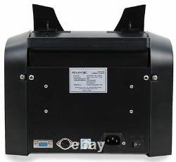 Cassida Advantec 75 Basic Currency Heavy Duty Counter 3 Years Warranty NEW