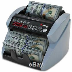 Cassida B-5700U, Ergonomical Ultraviolet Currency Counter
