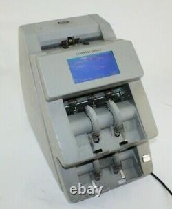 Cummins Allison 4096 Bill Currency Money Scanner Counter 409-9906-00