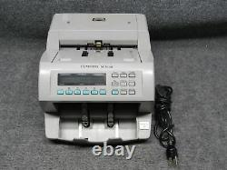 Cummins Allison Corp JetScan Currency Counter Model 4065 Tested & Working