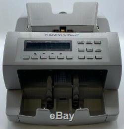 Cummins Allison JetCount 4020 Currency Money Bill Cash Counter 402-9900-00