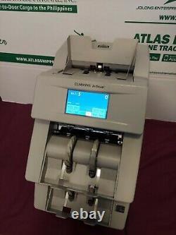 Cummins Allison JetScan 4096ES Money Counter and Currency Scanner