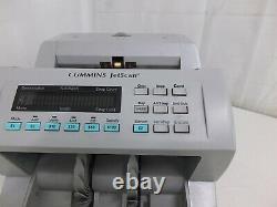 Cummins Allison JetScan Currency Counter 4062