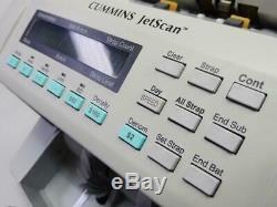 Cummins Allison JetScan Model 4062 Bill / Currency Counter P/N 406-9902-00
