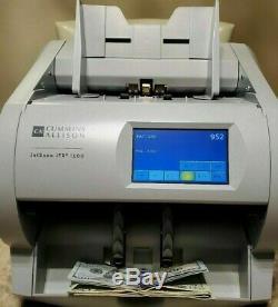 Cummins Allison JetScan iFX i100 Money Currency Counter