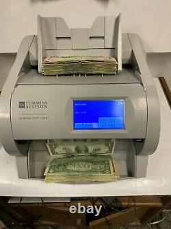 Cummins Allison JetScan iFX i100 Money Currency Counter Refurbished