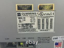 Cummins Allison JetScan iFX i102 Money Currency Counter