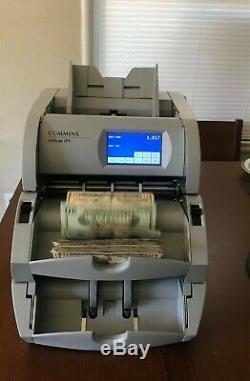 Cummins Allison JetScan iFX i203 Money Currency Counter