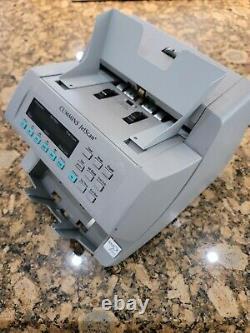 Cummins Allison Jetscan 4065 Cash Counter Money Bill Currency Latest Software