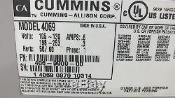Cummins-Allison Model 4069 Jetscan Money Currency Bill Note Counter