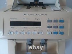 Cummins Jet Scan Currency Counter Model # 406-9704-00