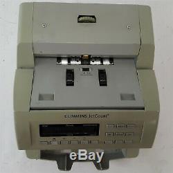 Cummins JetCount 4022 Currency Cash Bill Counter 402-9902-00