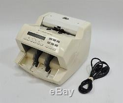Cummins JetCount 4022 Currency Cash Bill Counter 402-9902-00 Case Yellowing