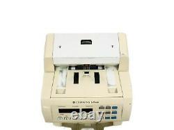 Cummins JetScan 4062 Currency Counter Model 4062 406-9902-00 No Bill Hopper