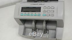 Cummins JetScan 4062 Currency Counter New $100 & $50 Bills