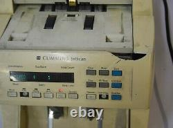 Cummins JetScan 4062 Currency Counter (please read) #2