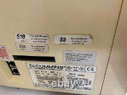 Cummins JetScan 4062 Currency Money Bill Counter 406-9702-00
