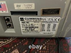 Cummins JetScan 4062 Currency Money Bill Counter 406-9902-00 AS IS for PARTS
