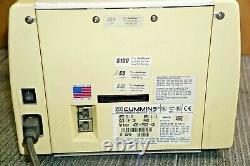 Cummins JetScan 4062 Currency Money Bill Counter (D26)